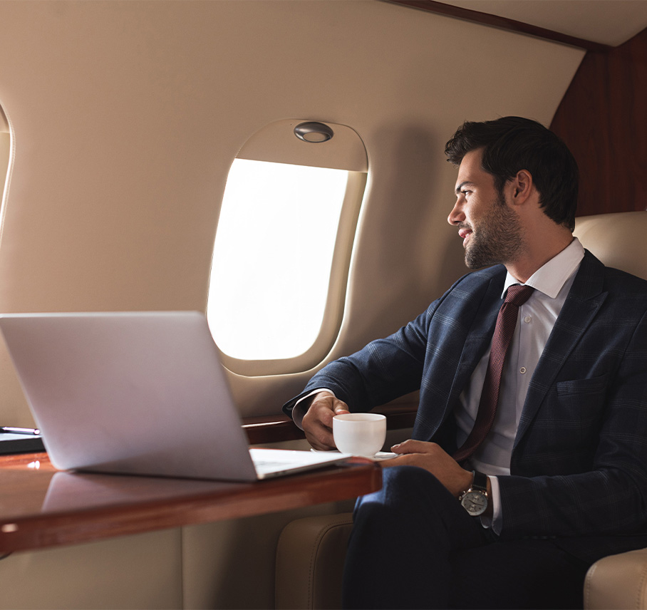 qualified business aviation consultant